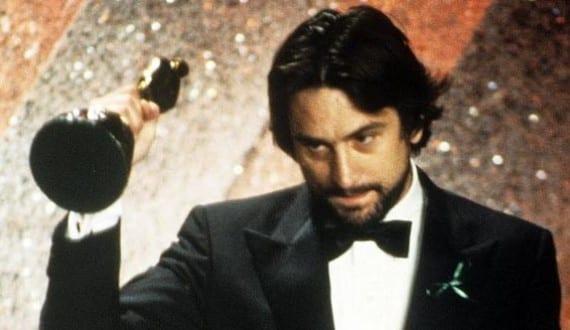 De Niro con el Oscar