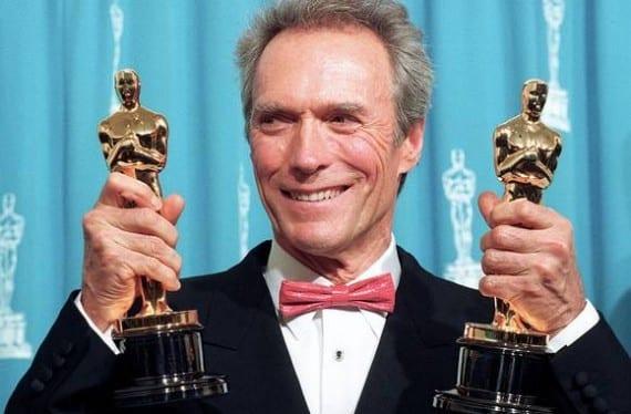 Eastwood con dos Premios Oscar