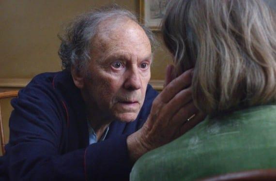 Jean-Louis Trintignant en Amour