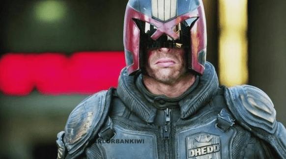 Karl Urban protagoniza Dredd