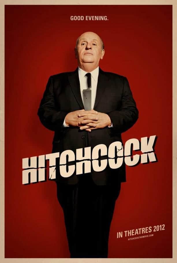 La película que cuenta la vida de Alfred Hitchcock ya tiene su primer cartel oficial
