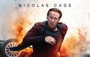 Thriller protagonizado por Nicolas Cage, 'Contrarreloj'.