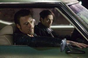 Brad Pitt en 'Mátalos suavemente'