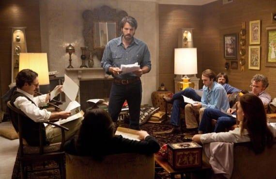 Argo, se alzó con el Oscar a la mejor película en la 85ª edición