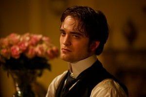 Robert Pattinson en 'Bel Ami, historia de un seductor'