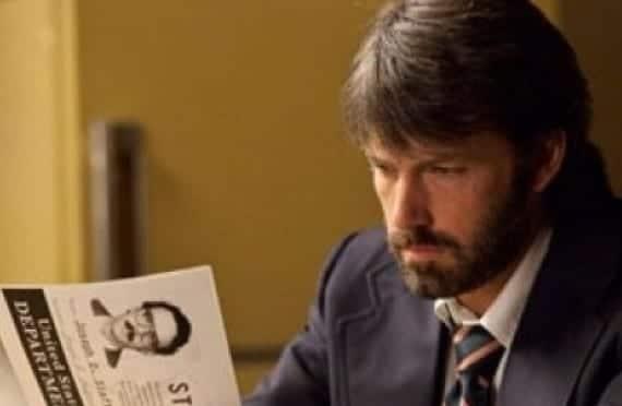 Ben Affleck dirige 'Argo'.