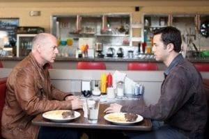 Joseph Gordon-Levitt deberá matar a su yo del futuro Bruce Willis