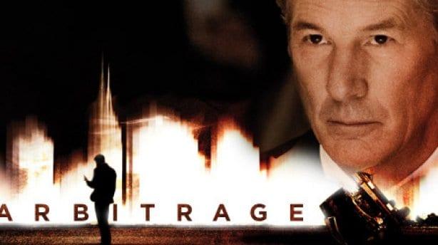 'El fraude (Arbitrage)' protagonizado por Richard Gere.
