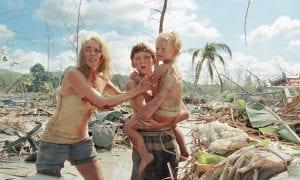 Escena de 'Lo imposible', nuevo film de Juan Antonio Bayona