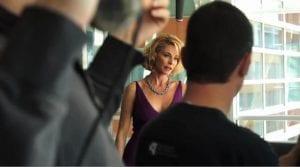 Imagen del rodaje de la película 'El cuerpo' de Oriol Paulo