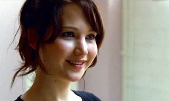 Jennifer Lawrence en Silver Linings Playbook