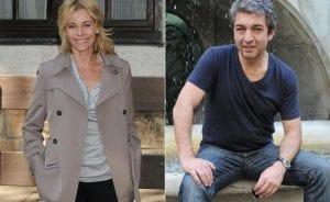 Ricardo Darin y Belen Rueda en 'Séptimo'.