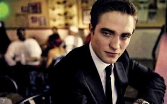 Robert Pattinson en una escena de Cosmopolis