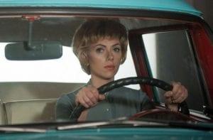 Scarlet Johansson en Hitchcock