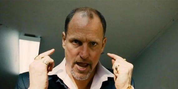 Woody Harrelson en Seven Psychopaths