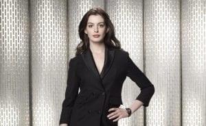 Anne Hathaway estará en el 'Robopocalypse' de Spielberg.