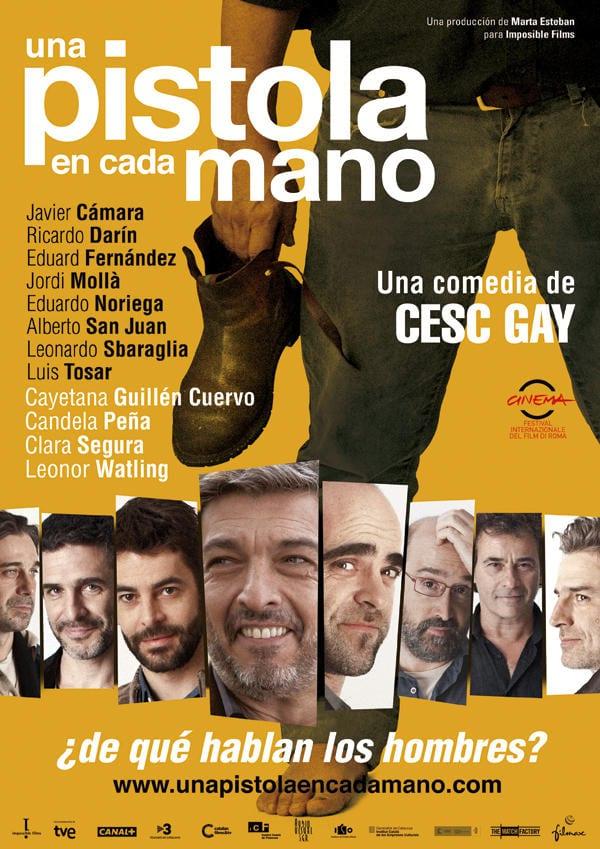 Cesc Gay dirige 'Una pistola en cada mano'
