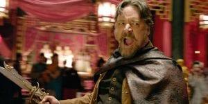 Russel Crowe en 'El hombre de los puños de hierro'