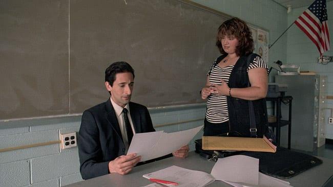Escena de la película 'El profesor (Detachment)', de Tony Kaye