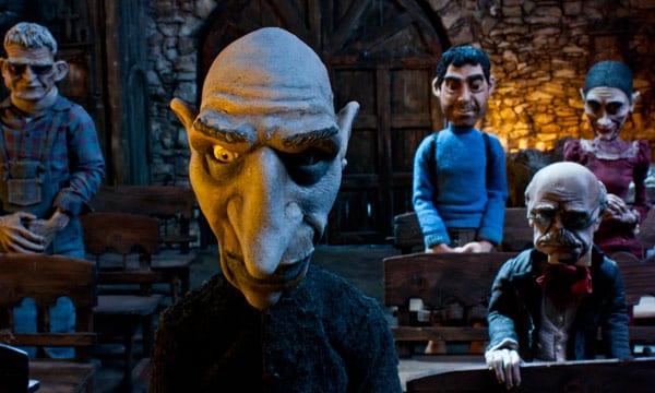 Escena de la película 'O apóstolo'.
