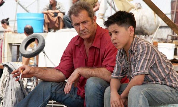 Mel Gibson en 'Vacaciones en el infierno'.