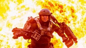 Tom Cruise en 'All You Need is Kill', que se estrenará en 2013