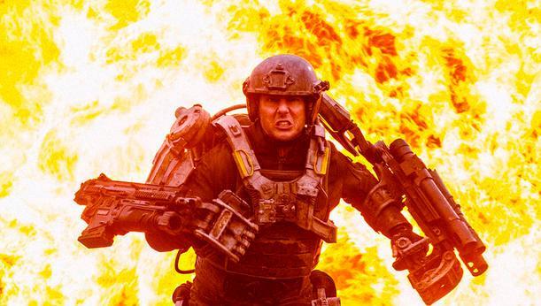 Tom Cruise en 'All You Need is Kill', que se estrenará en 2013