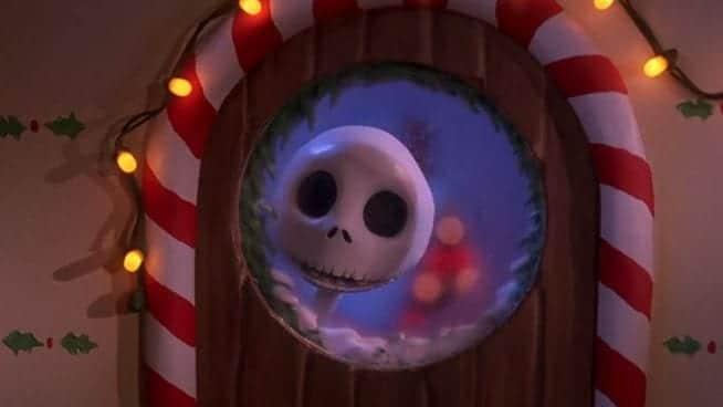 'Pesadilla antes de Navidad' de Tim Burton