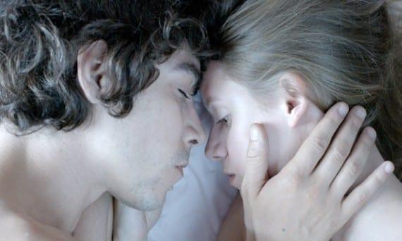 Óscar Jaenada y Manuela Vellés en 'Buscando a Eimish''.
