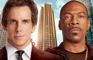 Ben Stiller y Eddie Murphy, noveno y primer puesto de los menos rentables