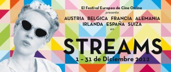 Cartel de 'Streams', el Festival Europeo de Cine Online