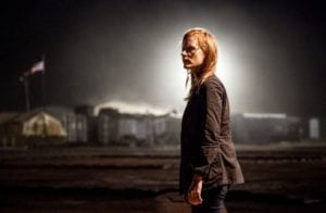 Chastain en Zero Dark Thirty