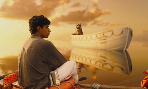 'La vida de Pi', protagonizada por Suraj Sharma, Irrfan Khan y Tabu, entre otros.
