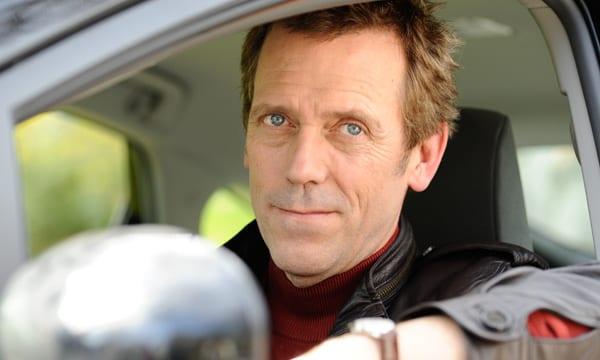 Hugh Laurie en 'La hija de mi mejor amigo'.