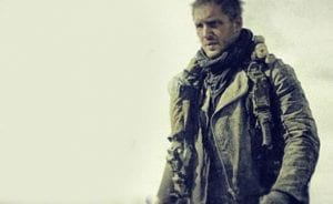 Tom Hardy en 'Mad Max, Fury Road'.