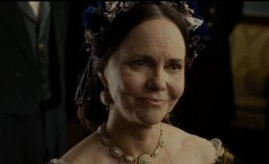 Sally Field en Lincoln