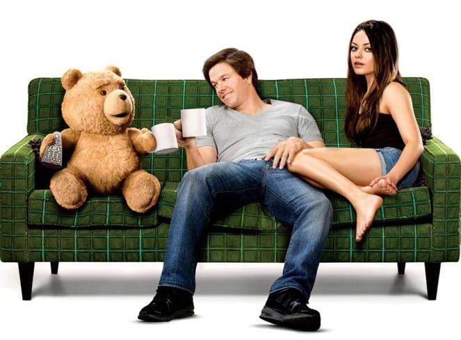 McFarlane prepara la secuela de 'Ted' y la adaptación  'Padre de familia'