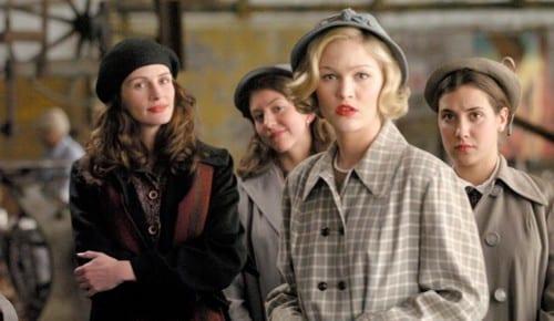 Algunas de las protagonistas de 'La sonrisa de la Mona Lisa'