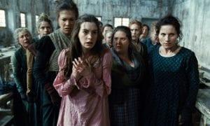 Anne Hathaway en una escena de 'Los miserables'