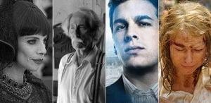 'Blancanieves', 'El artista y la modelo', 'Grupo 7' y 'Lo imposible', las nominadas