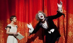 'Cirque du Soleil. Mundos lejanos 3D'