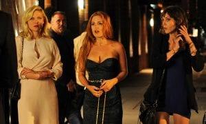 Kirsten Dunst, Isla Fisher y Lizzy Caplan en 'Despedida de soltera'