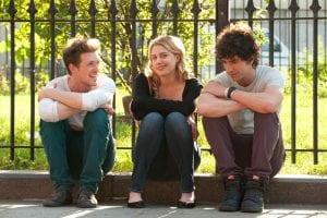 Greta Gerwig y Joel Kinnaman en 'Lola versus'.