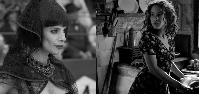 Maribel Verdú y Aida Folch nominadas a la mejor actriz en los Goya.