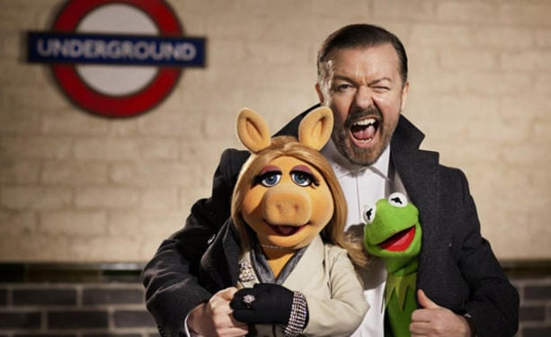 'Los Muppets' vuelven con 'Muppets Again'.