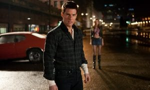 Tom Cruise en 'Jack Reacher'