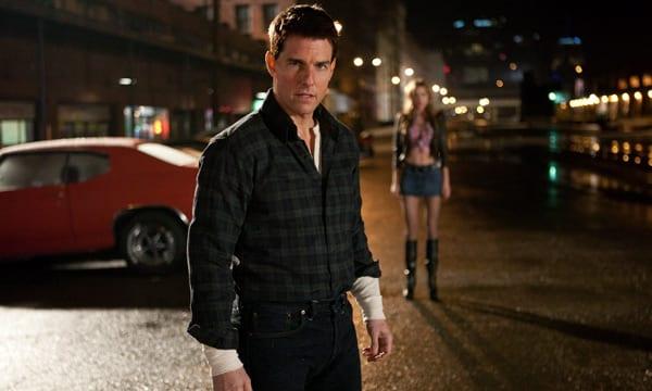 Tom Cruise en 'Jack Reacher'