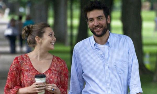 """Josh Radnor y Elizabeth Olsen protagonizan """"Amor y letras"""""""