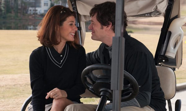 "Marisa Tomei y Tom Everett Scott en ""Abuelos al poder"""
