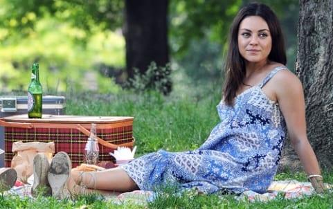 Mila Kunis en Blood Ties